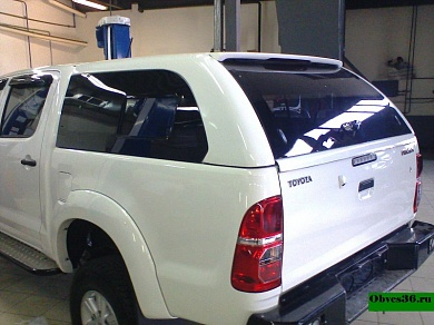 Кунг Canopy Sliding Window для пикапа Toyota Hilux