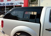 Кунг Canopy Sliding Window для пикапа Nissan Navara