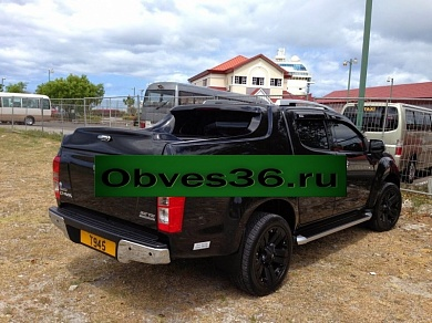 Крышка Fullbox NEW для пикапа ISUZU D-MAX