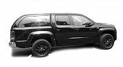 Кунг Canopy Sliding Window для VW Amarok