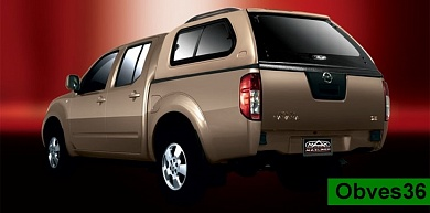 Кунг MaxLiner Series 1 Full Option для пикапа Nissan Navara