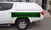 Кунг Canopy Fixed Window Commercial для Mitsubishi L200 NEW от 2015 года.